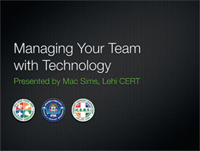 Managing Your Team with Technology